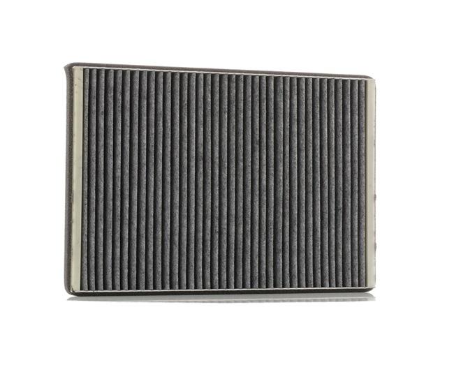 Filter, Innenraumluft Länge: 350mm, Breite: 234mm, Höhe: 35mm mit OEM-Nummer A906 830 03 18