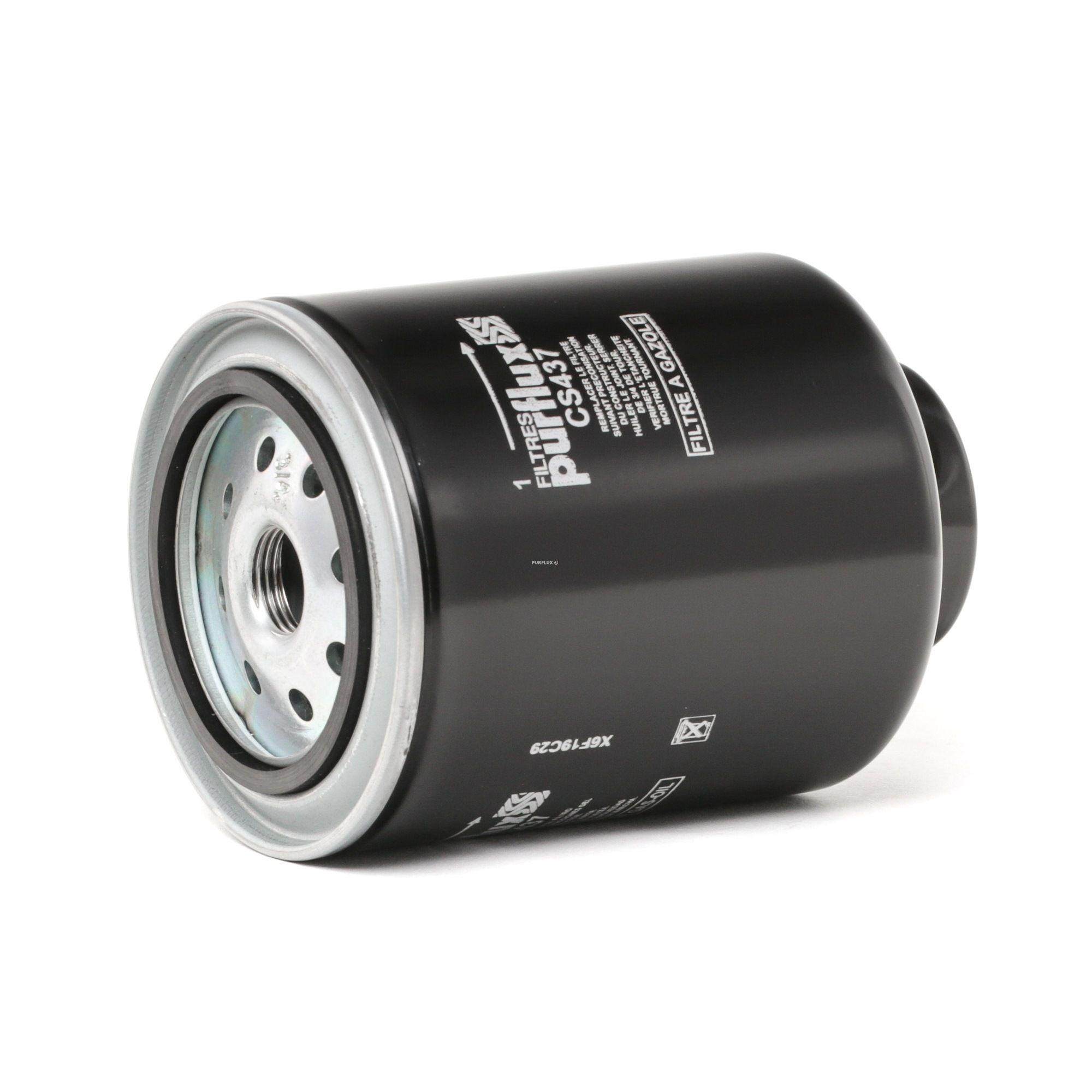 Fuel filter PURFLUX CS437 rating