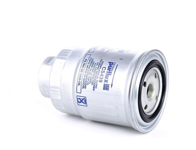 Kraftstofffilter Höhe: 139mm mit OEM-Nummer 1640 359 E0A