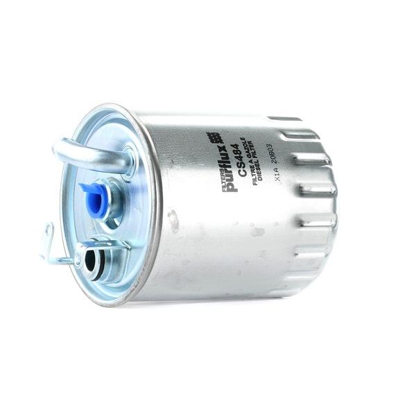 Kraftstofffilter Höhe: 127mm mit OEM-Nummer A6110920601