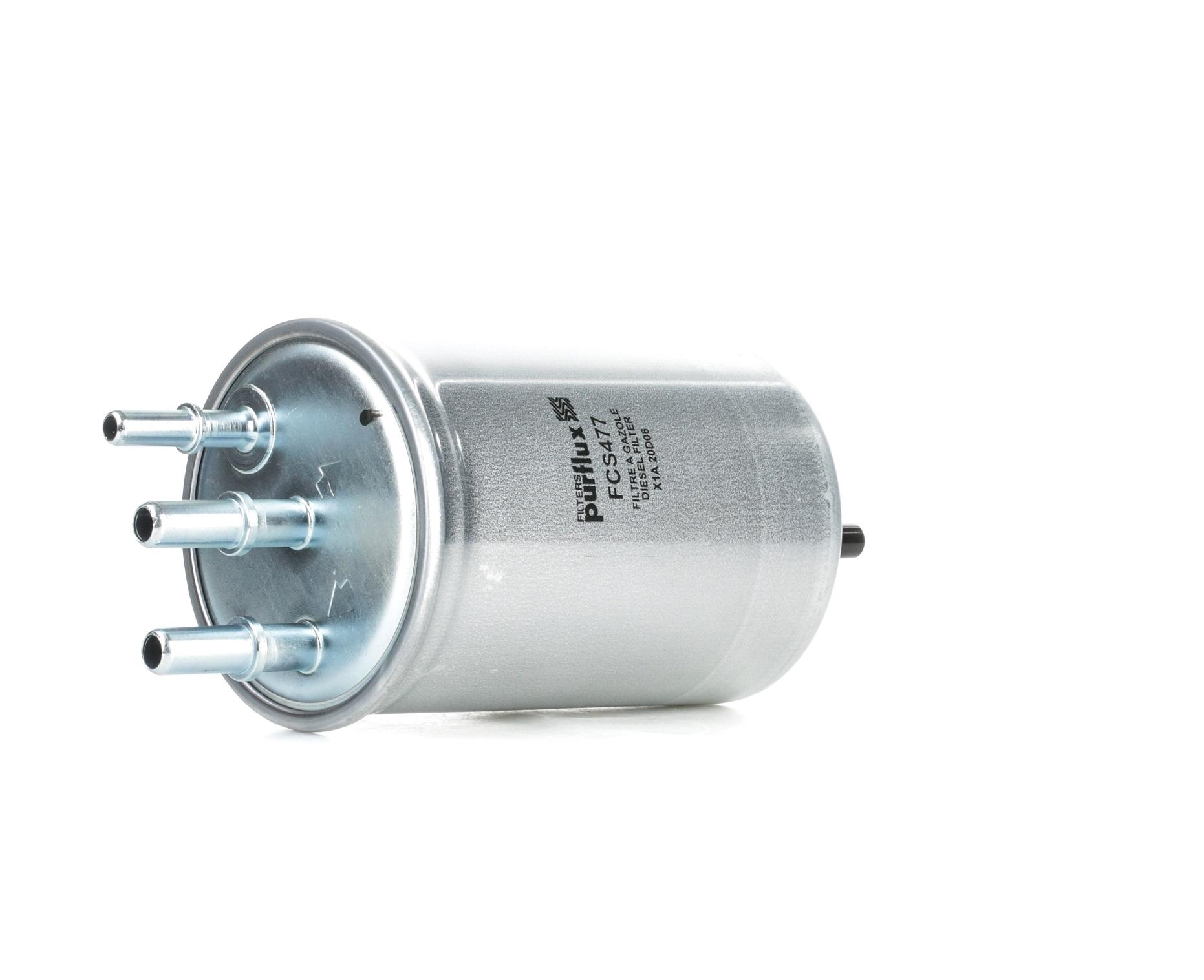 Filtro combustible PURFLUX FCS477 evaluación