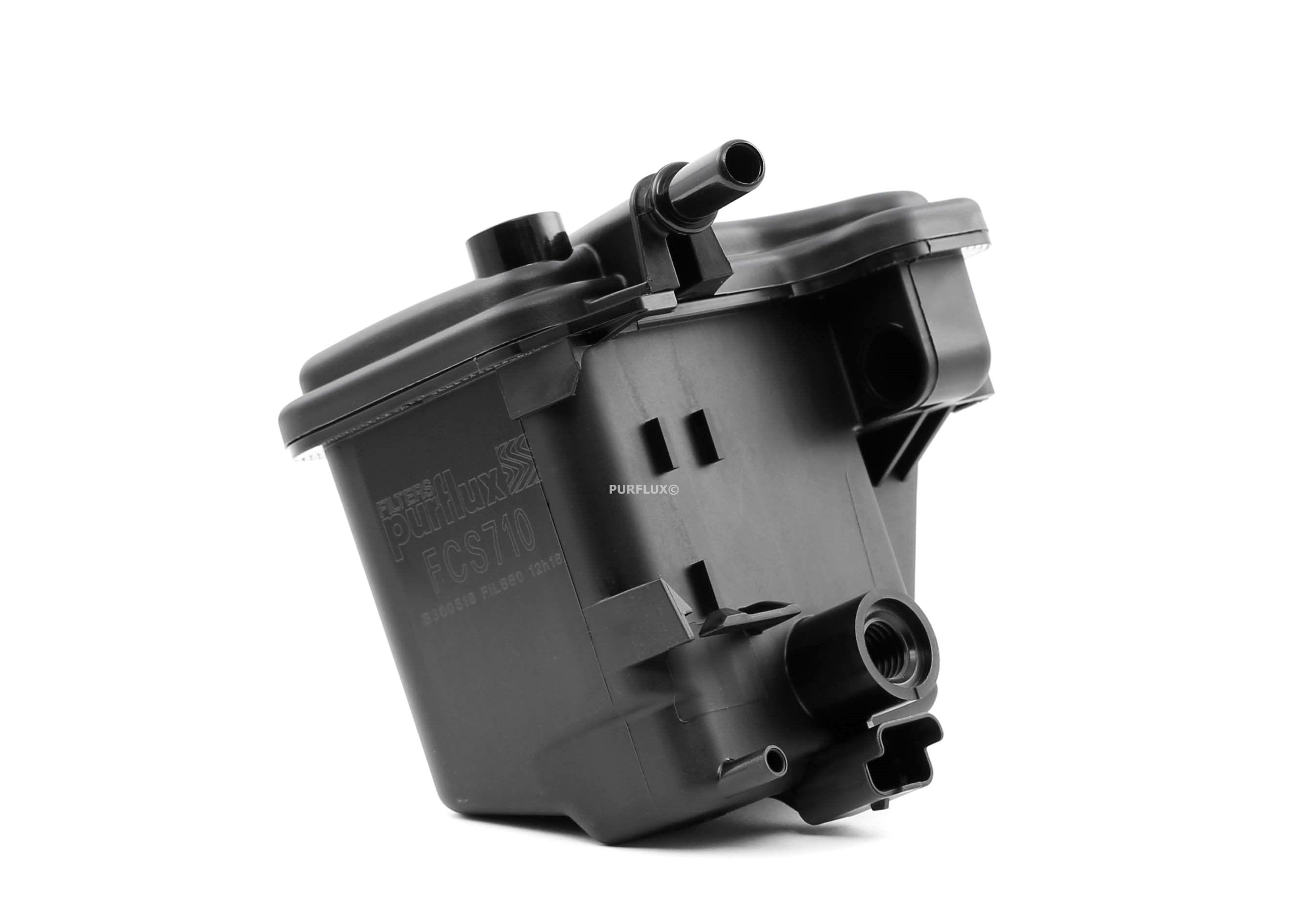 Fuel filter PURFLUX FCS710 rating