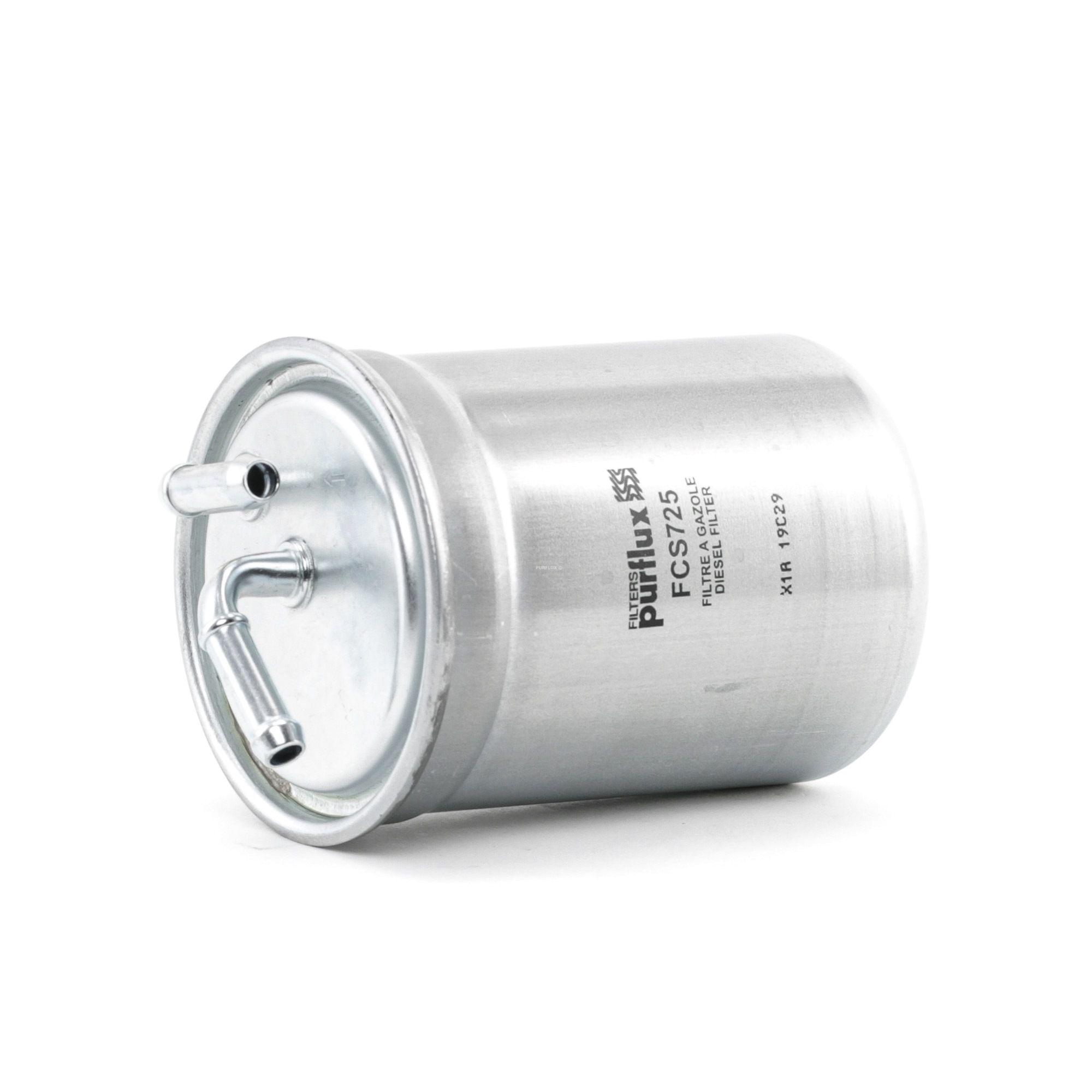 Fuel filter PURFLUX FCS725 rating