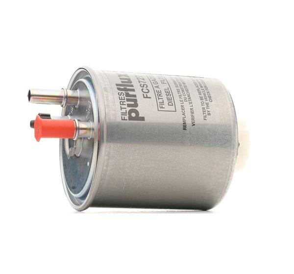 Kraftstofffilter Höhe: 155mm mit OEM-Nummer 1640 039 78R