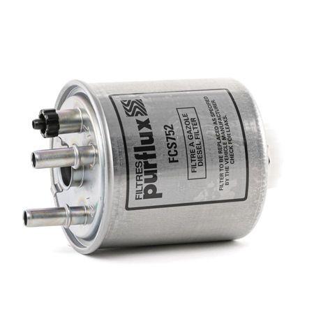 Filtry PURFLUX Filtr paliwa Wkład filtra