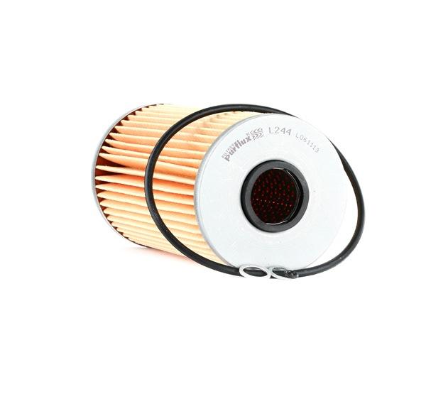 PURFLUX Motorölfilter L244