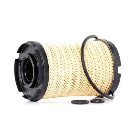 PURFLUX Filtro de óleo SEAT Cartucho filtrante