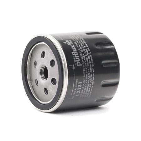 PURFLUX Oil filter PEUGEOT Screw-on Filter