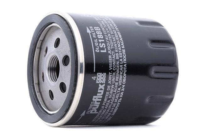 Filtre à huile Ø: 76mm, Hauteur: 85mm avec OEM numéro 4446335