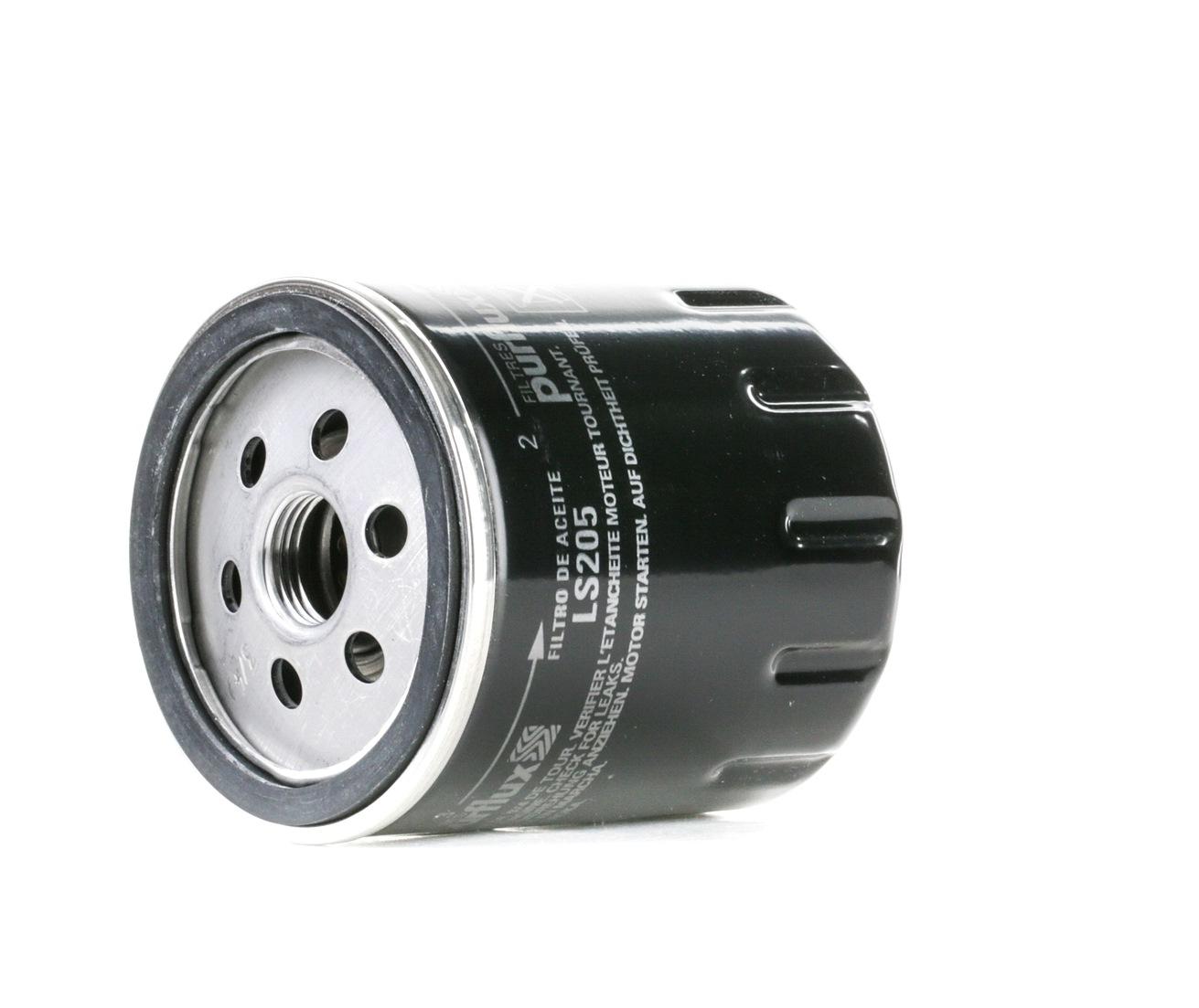 Engine oil filter PURFLUX LS205 rating