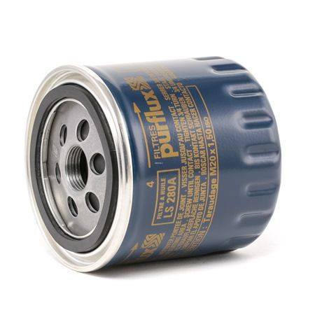 Oil Filter Ø: 86mm, Height: 89mm with OEM Number 46 402 457