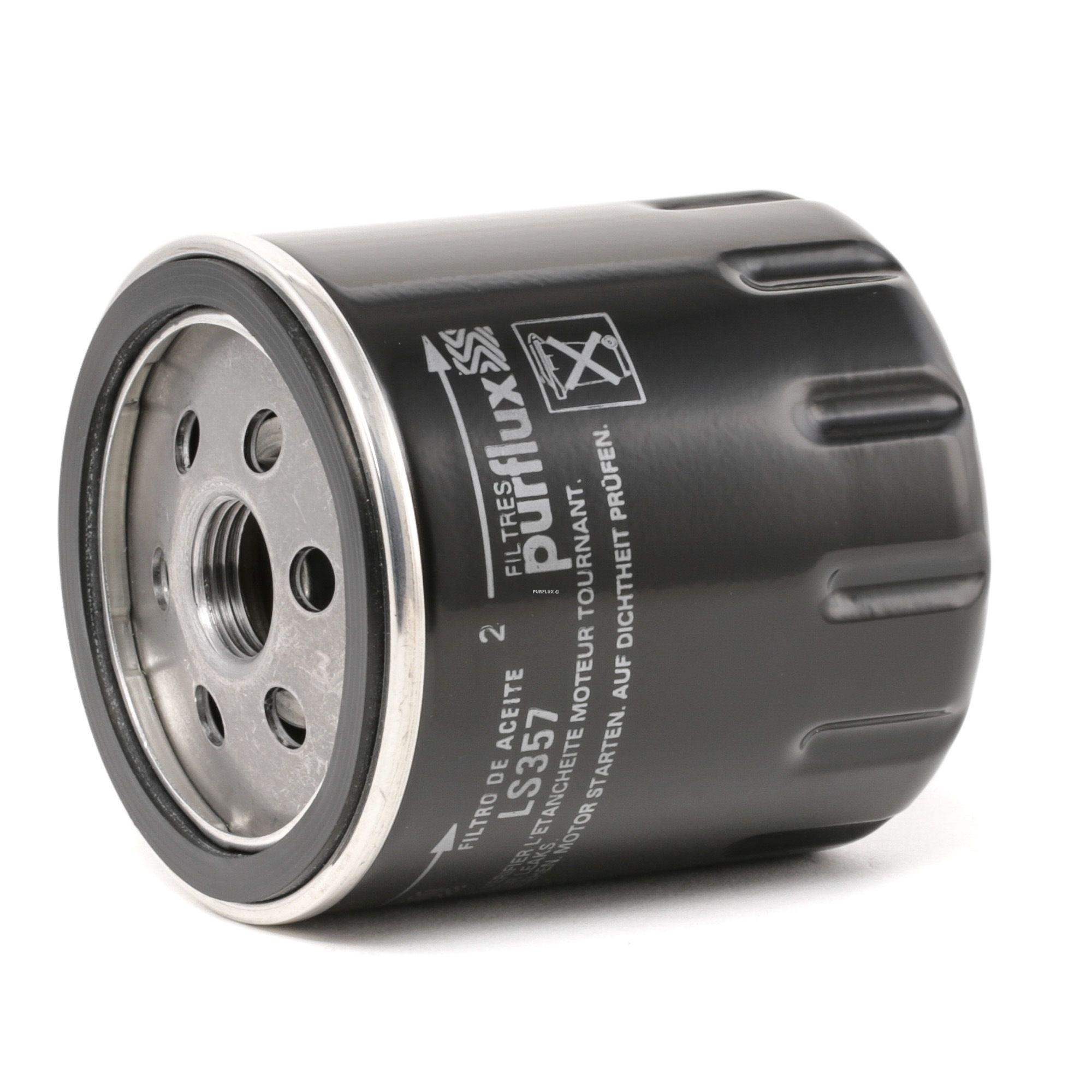 Wechselfilter PURFLUX LS357 Bewertung