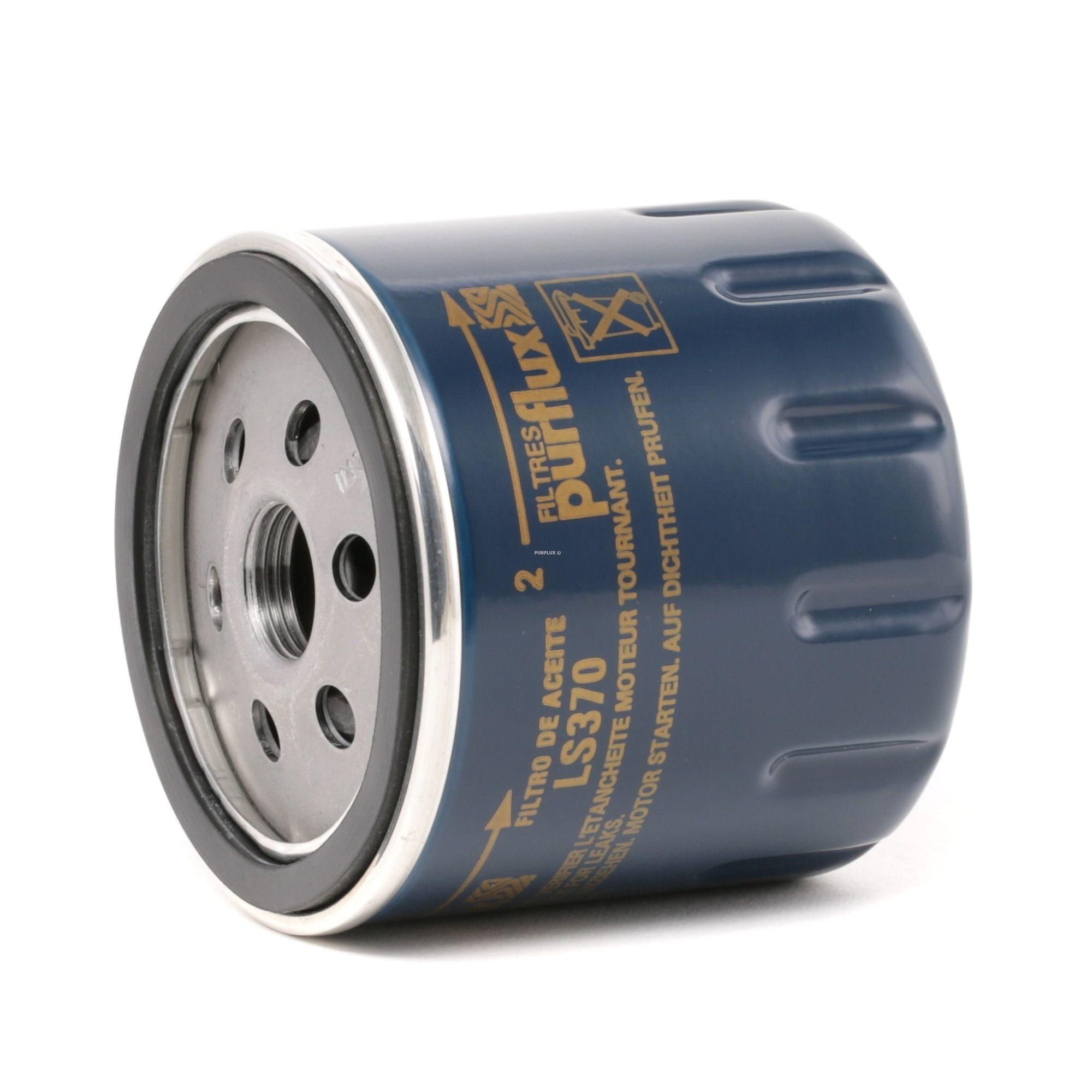 Filtro de aceite PURFLUX LS370 evaluación
