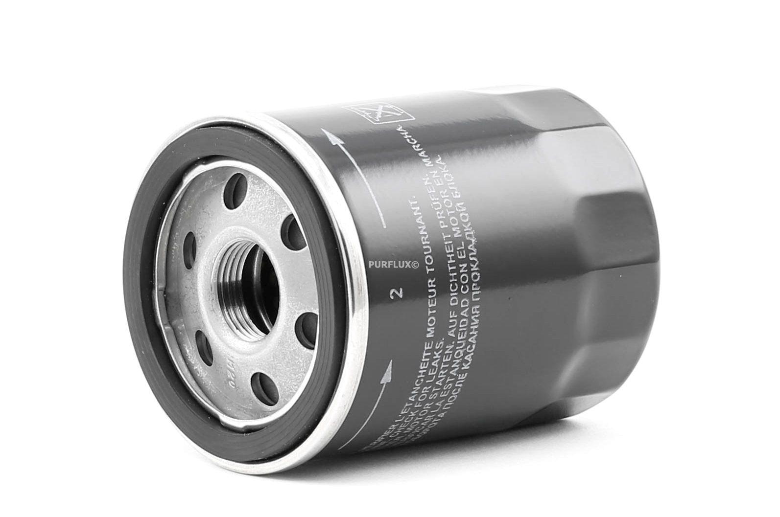 Filtro de aceite PURFLUX LS910 evaluación