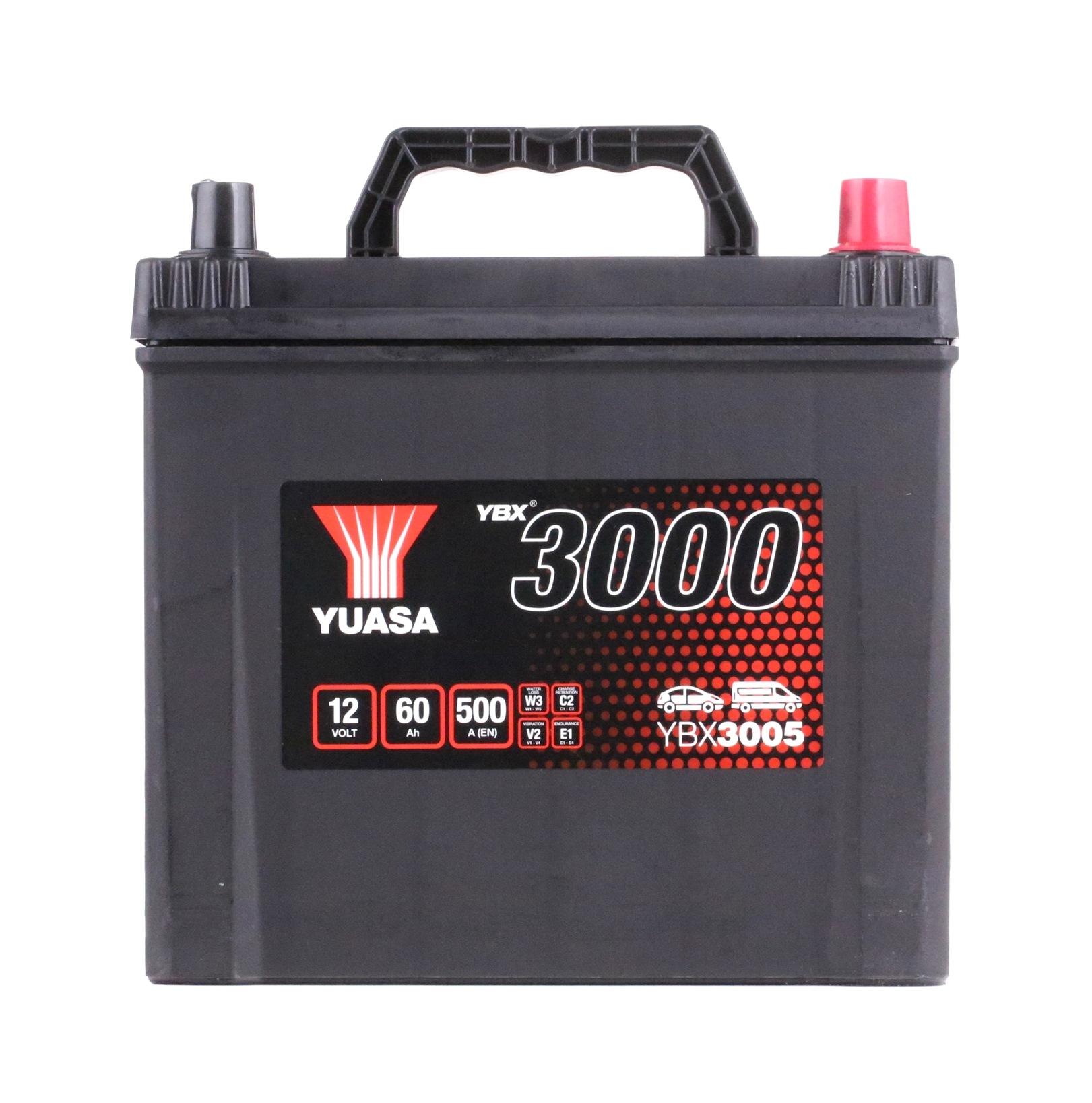 Batterie YUASA YBX3005 Bewertung
