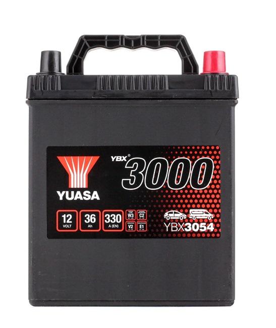 YUASA YBX3054 Bewertung