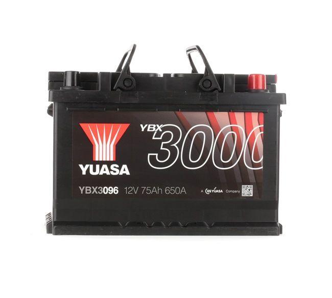 Starterbatterie YBX3096 ESPACE 4 (JK0/1) 3.5 V6 Bj 2016
