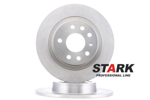 Bremsscheibe Bremsscheibendicke: 10mm, Lochanzahl: 5, Ø: 278mm mit OEM-Nummer 93184247