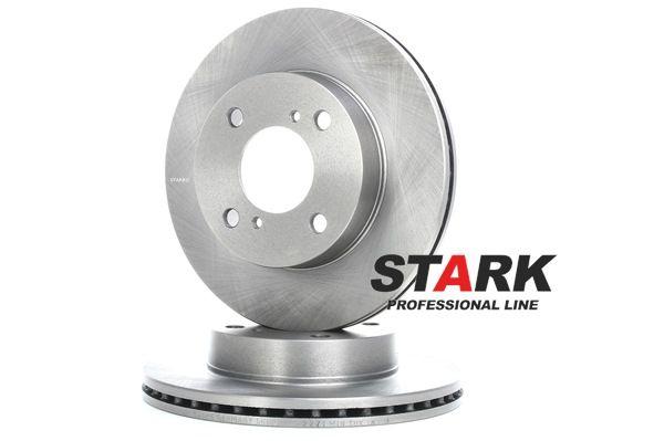 STARK Vorderachse, Innenbelüftet, ohne Radbefestigungsbolzen, ohne Radnabe SKBD0022271