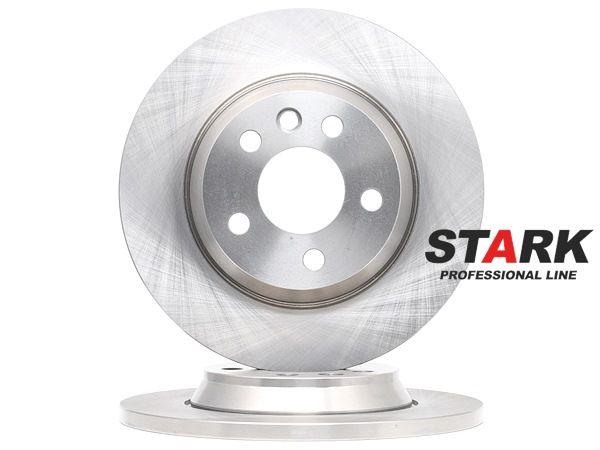 STARK Hinterachse, Voll SKBD0022064