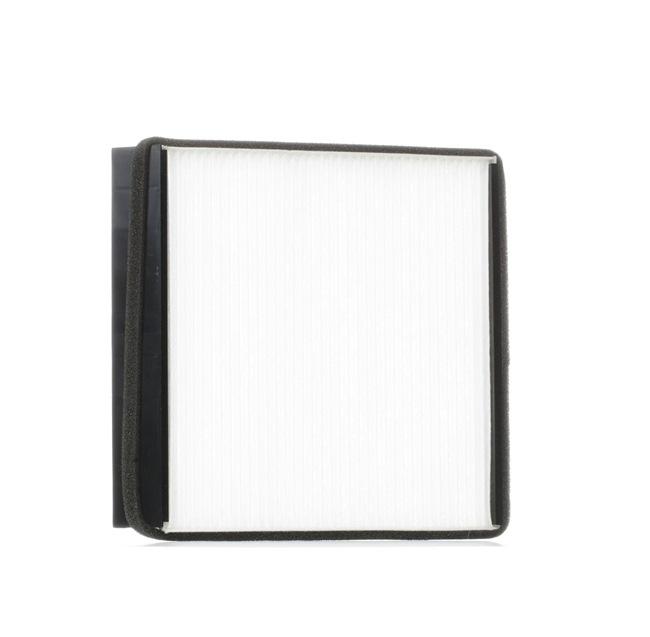 Filter, Innenraumluft Länge: 218mm, Breite: 211mm, Höhe: 18,5mm mit OEM-Nummer 6447.Z4