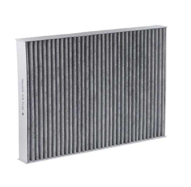 Filter, Innenraumluft Länge: 312mm, Breite: 212mm, Höhe: 30mm mit OEM-Nummer 04596 501AC