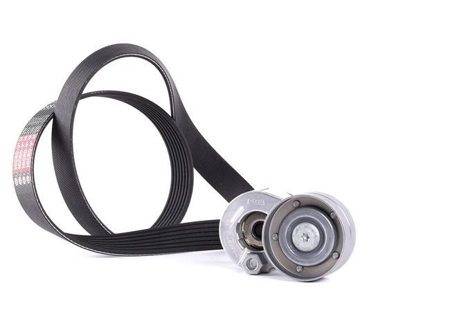 Keilrippenriemensatz K017PK1125 MEGANE 3 Coupe (DZ0/1) 2.0 R.S. Bj 2009