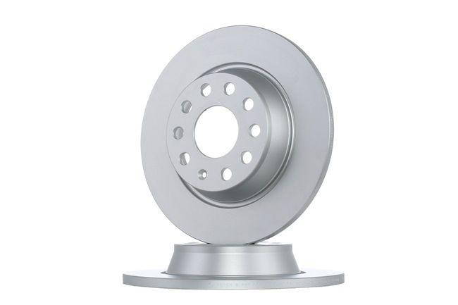 Bremsscheibe Bremsscheibendicke: 12mm, Lochanzahl: 9, Ø: 282mm mit OEM-Nummer 3CD615601