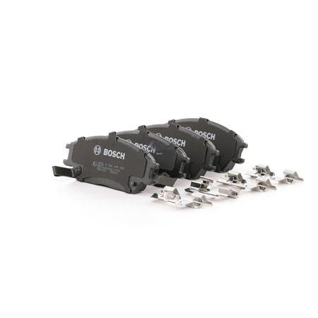 Bremsbelagsatz, Scheibenbremse Breite: 127,5mm, Höhe: 49mm, Dicke/Stärke: 16mm mit OEM-Nummer 45022-SA6-600