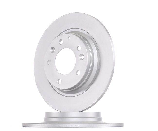 Brake discs and rotors BOSCH BD2078 Solid, Coated