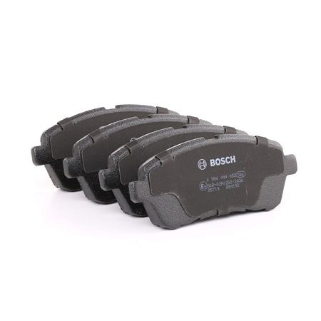 OEM Kit de plaquettes de frein, frein à disque BOSCH 0986494652