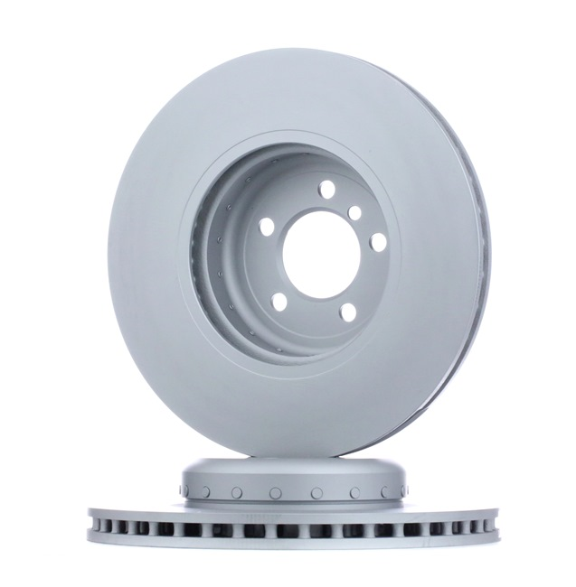 Brake Disc Brake Disc Thickness: 30,0mm, Num. of holes: 5, Ø: 370,0mm with OEM Number 34 106 797 606