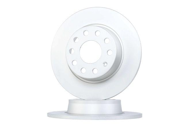 Disc frana Grosime disc frana: 10mm, Num. gauri: 9, Ř: 272mm cu OEM Numar 5QD615601A