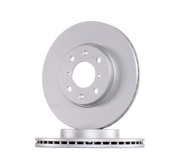 BOSCH 0986479B98 Disc brake set