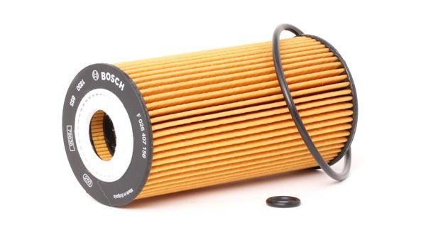 Filtro de aceite BOSCH P7156 Cartucho filtrante