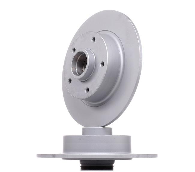 ATE Voll, beschichtet, mit ABS-Sensorring, mit Lager 24010801162