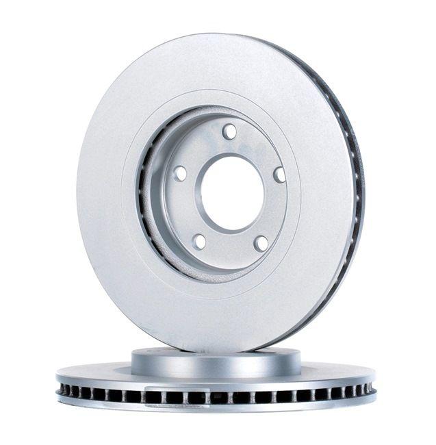 Bremsscheibe Bremsscheibendicke: 26mm, Lochanzahl: 5, Ø: 296,2mm mit OEM-Nummer 40206 JD00B