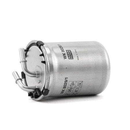 Filtro carburante: MANN-FILTER 7886689
