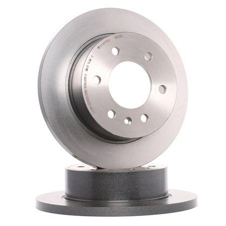 Bremsscheibe Bremsscheibendicke: 16mm, Lochanzahl: 6, Ø: 298mm mit OEM-Nummer 906 423 00 12