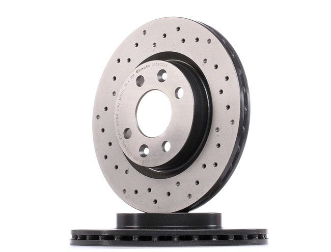 Turbolader 09.5802.2X BREMBO