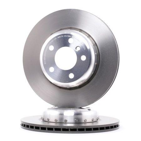 BREMBO 09C41013 Disc brake set