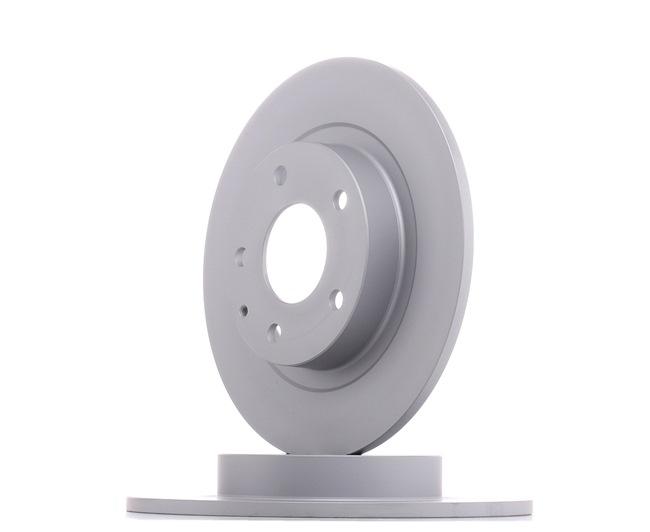 ZIMMERMANN 370305220 Disc brake set