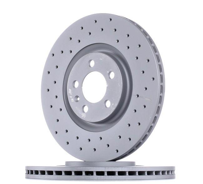 ZIMMERMANN 600321552 Disc brake set