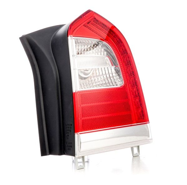 Rear lights HELLA E13583 Right, with bulb, with lamp base, Outer section, PY21W