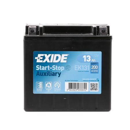 EXIDE EK131 Bewertung