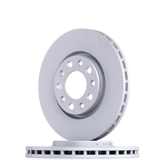 OEM Bremsscheibe BOSCH E190R02C03480705 für ALFA ROMEO