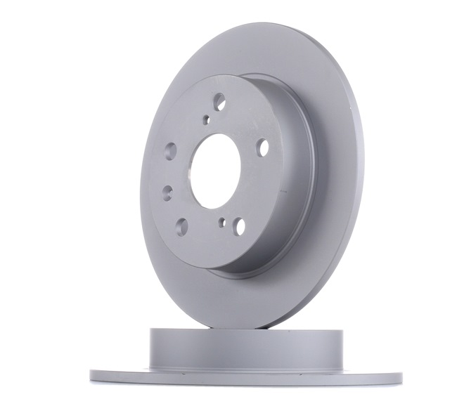 BOSCH 0986479C44 Disc brake set