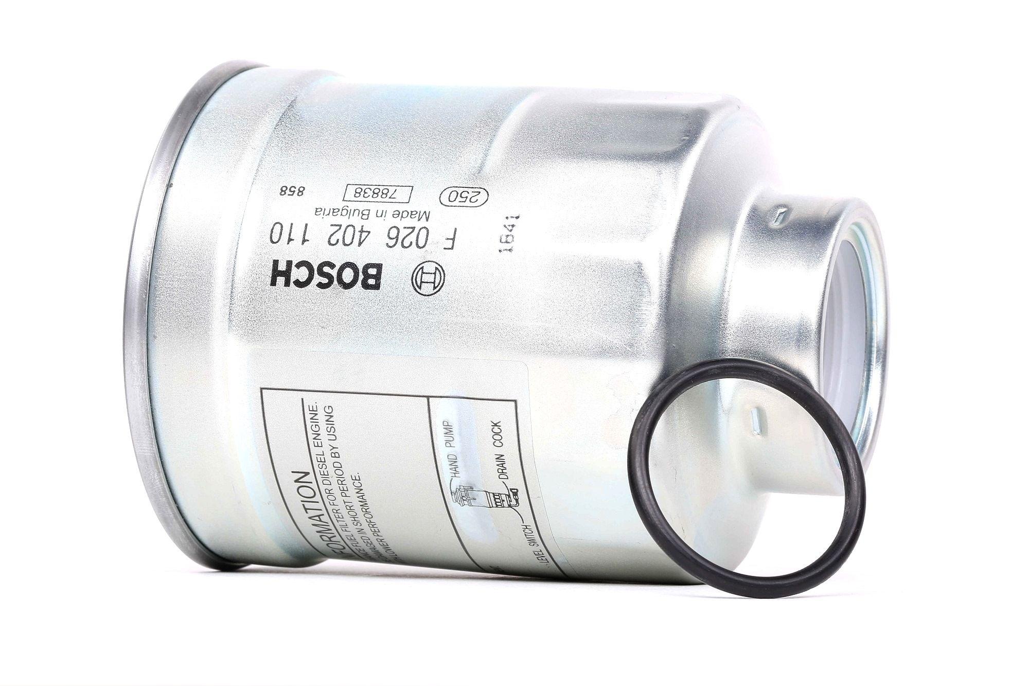 Bosch F 026 402 008 Filtro Combustible