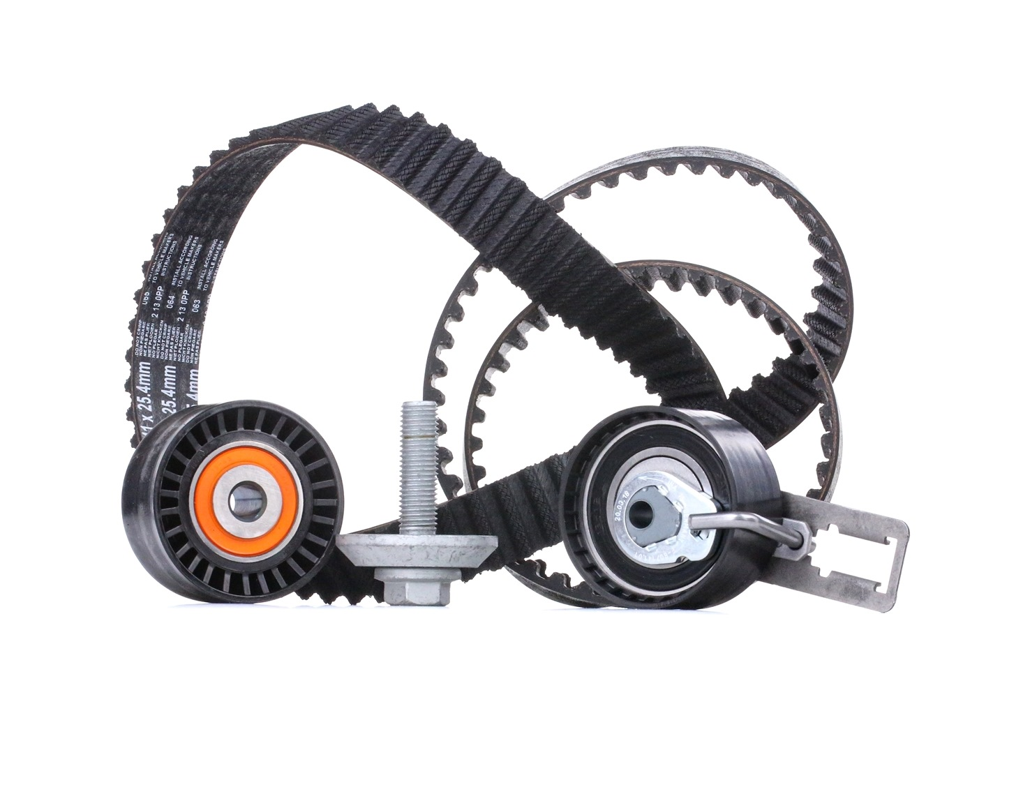Timing Belt & Timing Belt Kit GATES T42307 rating