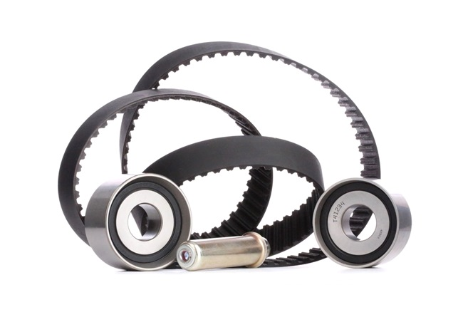 Cam belt kit GATES T43187 BOOST™ CVT Belt, without water pump